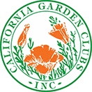 California Garden Clubs logo